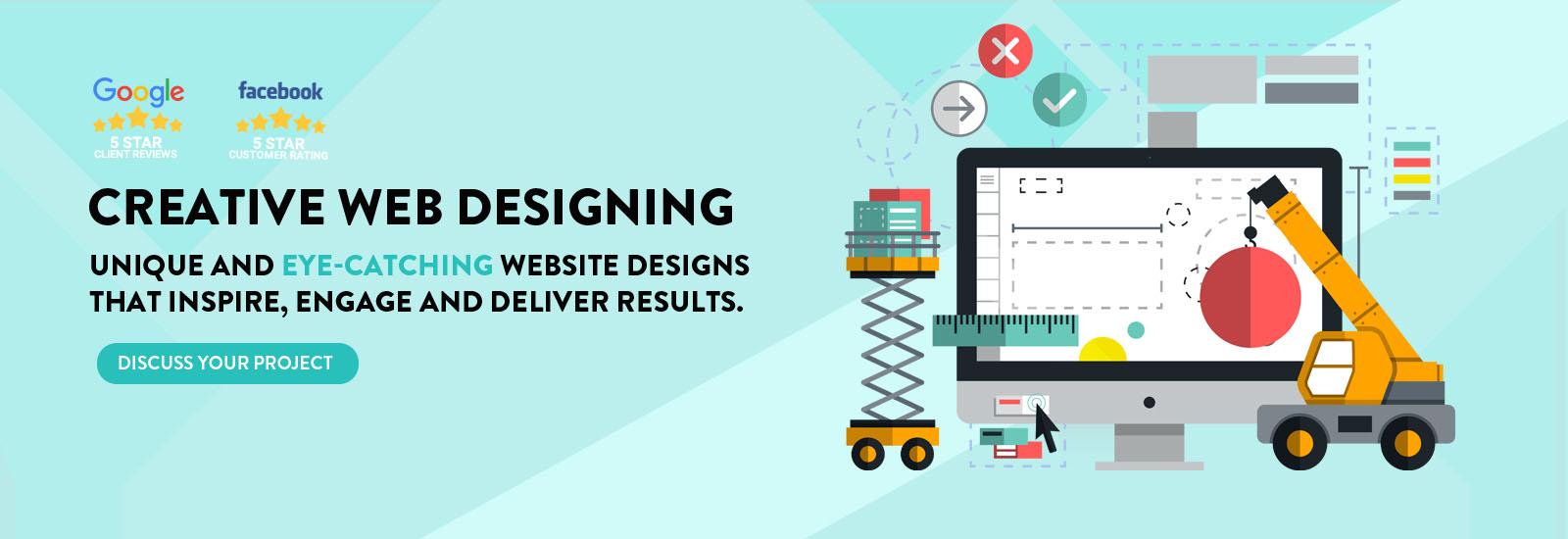 web design and development in hisar